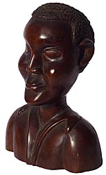 African-American carving