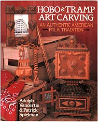 Hobo and Tramp Art Carving book