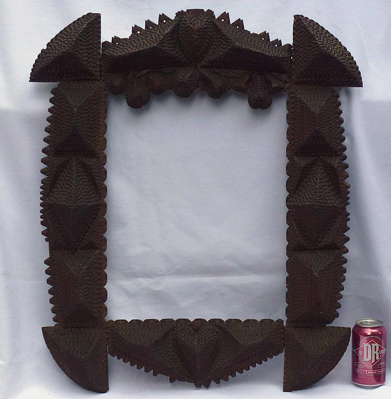 'With a soda can for scale' from the web at 'http://www.folkartisans.com/pages/../images12/ctss_scale.jpg'